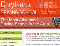 Daytona Driving School
